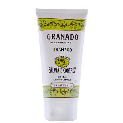 Granado Terrapeutics Sálvia e Confrey - Shampoo 180ml