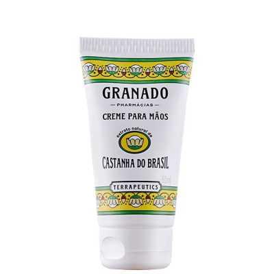 Granado Terrapeutics Castanha do Brasil - Creme Para Mãos 50ml