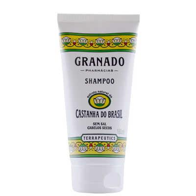 Granado Terrapeutics Castanha do Brasil - Shampoo 180ml