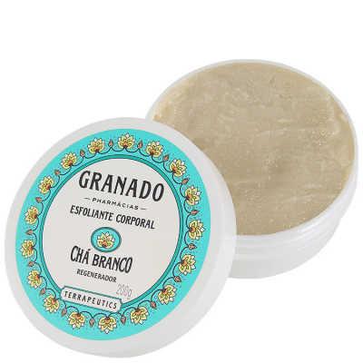 Granado Terrapeutics Chá Branco - Esfoliante Corporal 200g