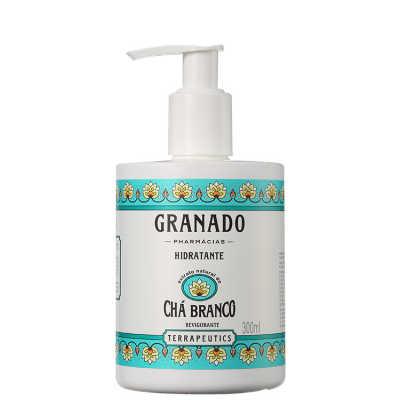 Granado Terrapeutics Chá Branco - Hidratante 300ml