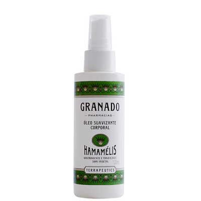 Granado Terrapeutics Hamamélis Suavizante - Óleo Corporal 120ml