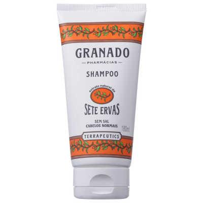 Granado Terrapeutics Sete Ervas - Shampoo 180ml