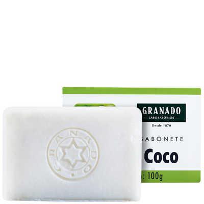Granado Tratamento Coco - Sabonete em Barra 100g