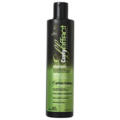 Griffus Curly Effect - Shampoo 400ml