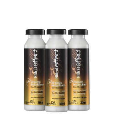Griffus Hidrat Effect - Ampola de Tratamento 3x30ml