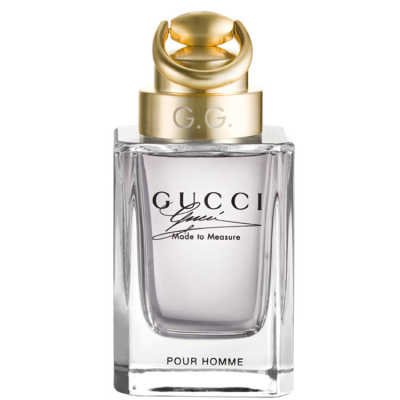 Made to Measure Gucci Eau de Toilette - Perfume Masculino 90ml