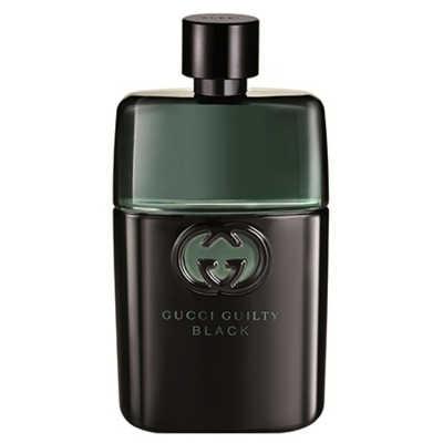 Gucci Perfume Masculino Guilty Black Pour Homme - Eau de Toilette 50ml