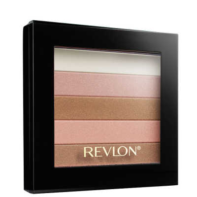 Revlon Highlighting Palette Bronze Glow - Blush 7,5g