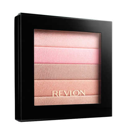 Revlon Highlighting Palette Rose Glow - Blush 7,5g