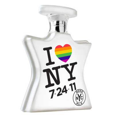 I Love New York For Marriage Equality Bond N.9 Eau de Parfum - Perfume Unissex 50ml