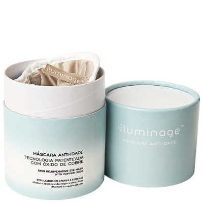 Iluminage Beauty Máscara Anti-idade - Tratamento Facial 1 un
