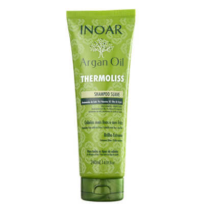 Inoar Argan Oil Thermoliss - Shampoo 240ml