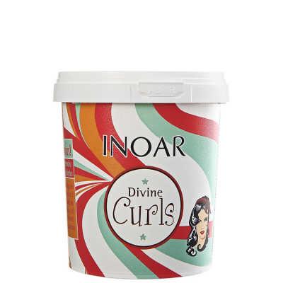 Inoar Divine Curl Tratamento - Máscara 450g
