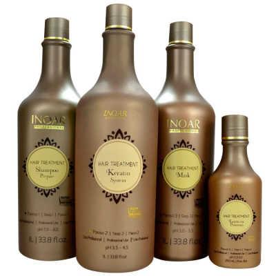 Inoar Hair Treatment Kit (4 Produtos)