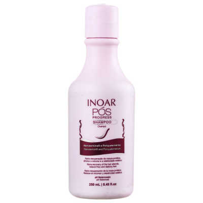 Inoar Pós Progress - Shampoo 250ml