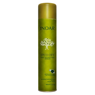 Inoar Speed Dry - Spray Secante para Esmalte 400ml
