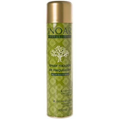 Inoar Spray Fixador de Maquiagem - Spray Fixador de Maquiagem 400ml