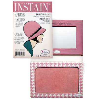 the Balm Instain Houndstooth Mauve - Blush 5,5g
