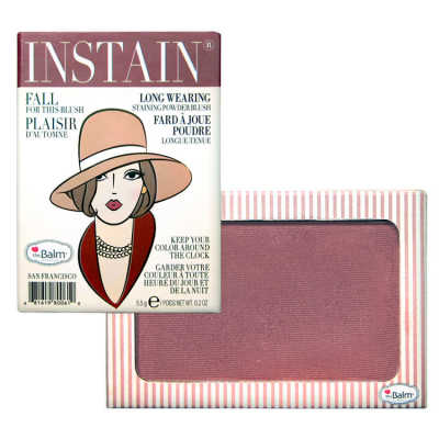 the Balm Instain Pinstripe (Plum) - Blush 5,5g