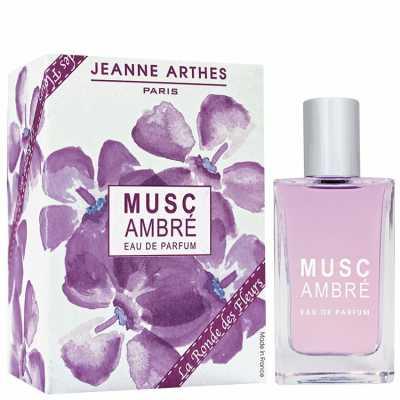 Jeanne Arthes Perfume Feminino La Ronde Des Fleurs Musc Ambre - Eau de Parfum 30ml