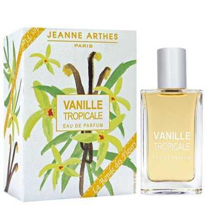 Jeanne Arthes Perfume Feminino La Ronde Des Fleurs Vanille Tropicale - Eau de Parfum 30ml
