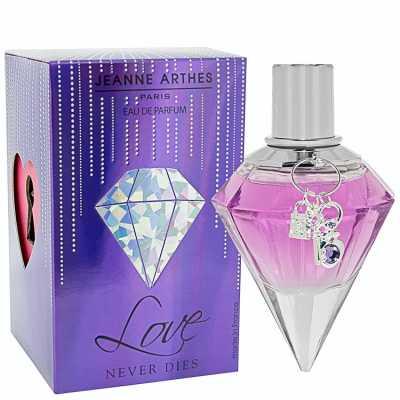 Jeanne Arthes Perfume Feminino Love Never Dies - Eau de Parfum 60ml