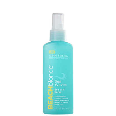 John Frieda Beach Blonde Sea Waves Sea Salt - Spray de Praia 147ml