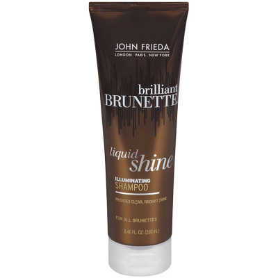 John Frieda Brilliant Brunette Liquid Shine Illuminating - Shampoo 250ml