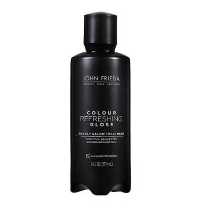 John Frieda Colour Refreshing Gloss For Cool Brunettes - Realçador da Cor 177ml