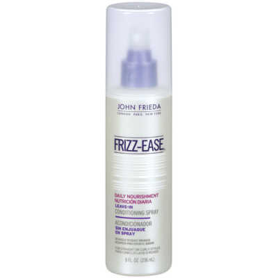 John Frieda Frizz-Ease Daily Nourishment Leave-In Fortifying Spray - Cond. Leave-In 236ml