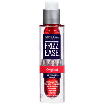 John Frieda Frizz-Ease Hair Serum Original Formula for Dry/Frizz-Prone Hair - Sérum 49ml