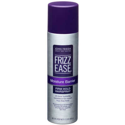 John Frieda Frizz-Ease Moisture Barrier Firm-Hold Hairspray - Finalizador 340g