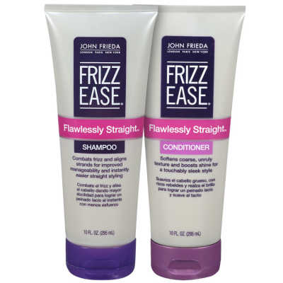 John Frieda Frizz-Ease Flawlessly Straight Duo Kit (2 Produtos)
