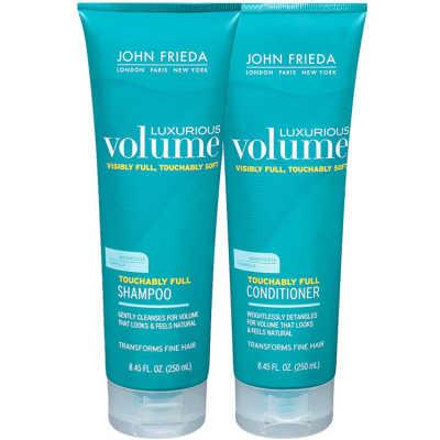 John Frieda Luxurious Volume Full Splendor Duo Kit (2 Produtos)