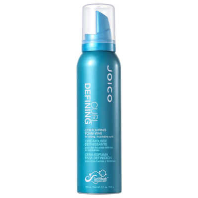 Joico Curl Defining Contouring Foam Wax - Cera em Espuma 150ml