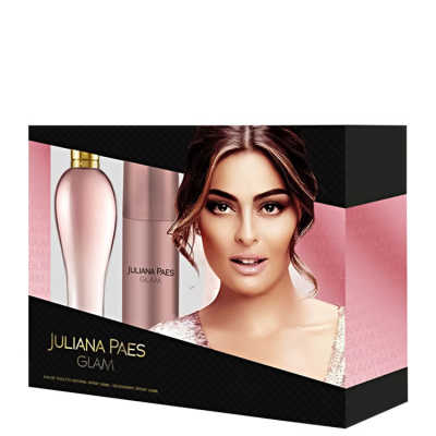 Conjunto Glam Juliana Paes Feminino - Eau de Toilette 100ml + Desodorante 150ml