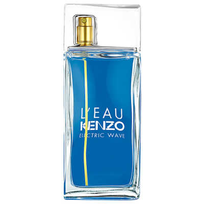 Kenzo Perfume Masculino L'Eau Kenzo Electric Wave Pour Homme - Eau de Toilette 50ml