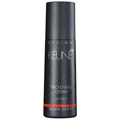 Keune Design Thickening Cream - Creme Modelador 200ml