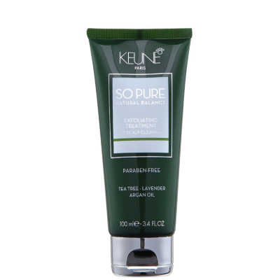 Keune So Pure Exfoliating Treatment - Tratamento 100ml