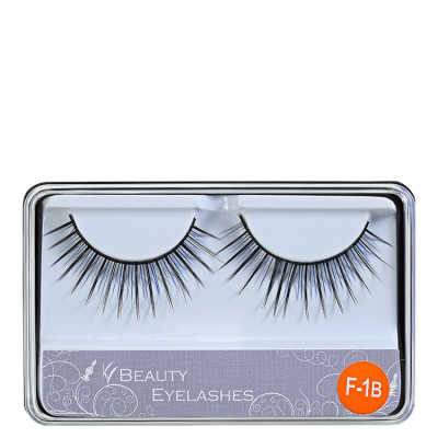 Klass Vough Beauty Eyelashes F-1B - Cílios Postiços
