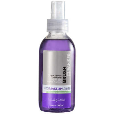 Klass Vough Pro Makeup Series Brush Cleanser - Limpador de Pincéis 200ml