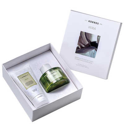 Korres Conjunto Feminino Mira - Deo Parfum 75ml + Creme Corporal 150ml