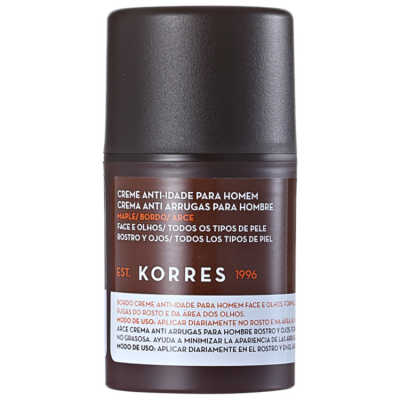Korres Maple - Creme Anti-idade 50g