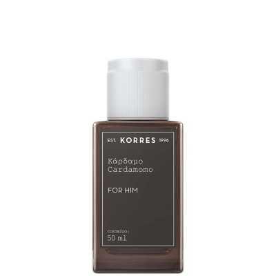 Korres Perfume Masculino Cardamomo - Eau de Cologne 50ml