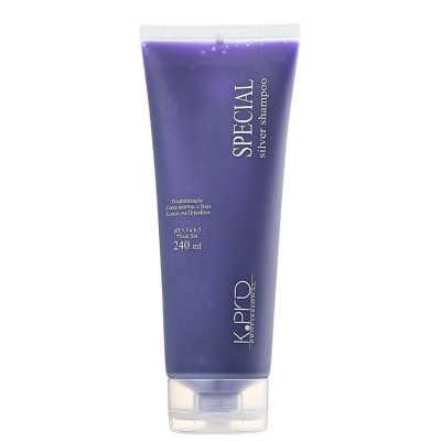 K.Pro Special Silver - Shampoo 240ml