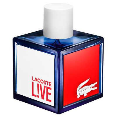 Lacoste Live Pour Homme Perfume Masculino - Eau de Toilette 100ml