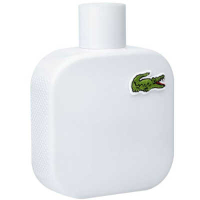 Lacoste Perfume Masculino L.12.12 Blanc - Eau de Toilette 100ml