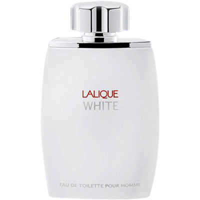 Lalique Perfume Masculino White - Eau de Toilette 125ml