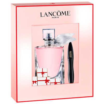 Lancôme Conjunto Feminino La Vie Est Belle - Eau de Toilette 100ml + Máscara Lancôme Hypnôse Drama